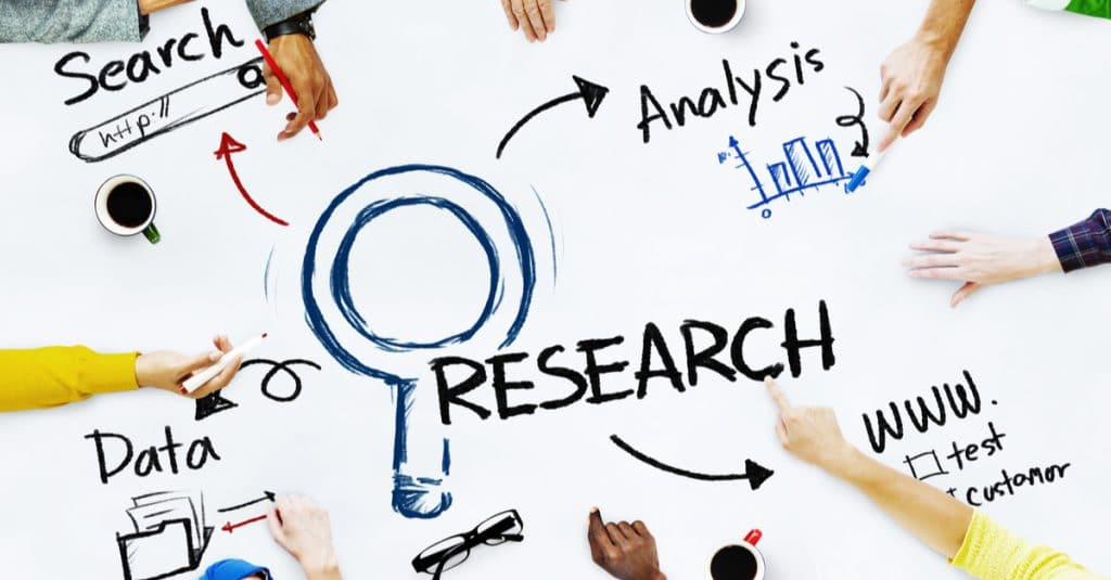 Marketing Consultant Research