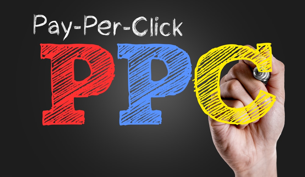 pay per click in multiple colors ppc